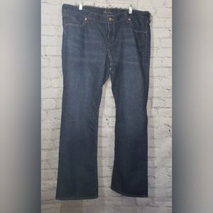 Old Navy The Diva Lowrise Bootcut Jeans